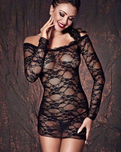 Женское прозрачное эротическое нижнее белье