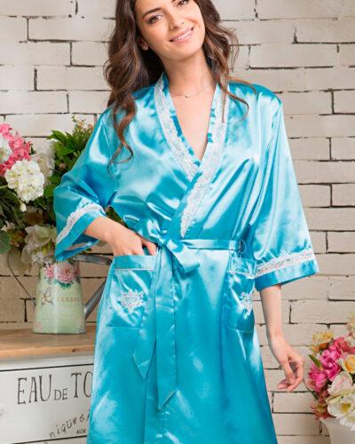 Женские летние халаты