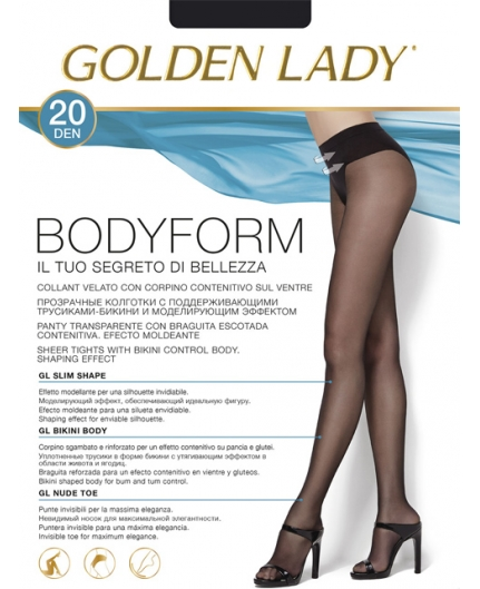 body form 20 nero