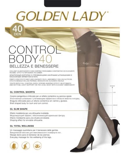 control body 40 diano