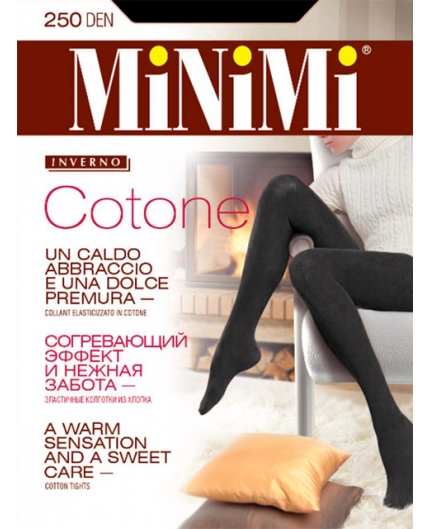 cotone 250 nero