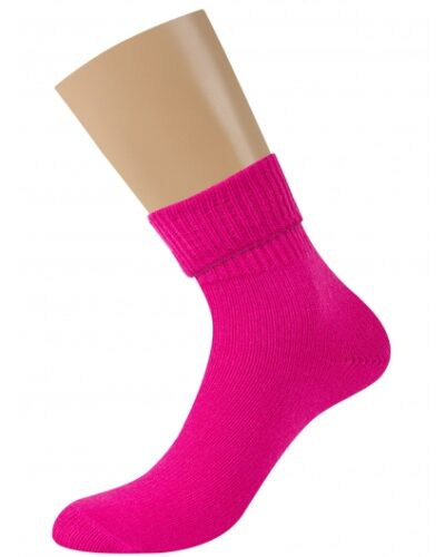 Теплые зимние женские носки